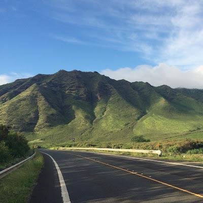 ハワイ ドライブ