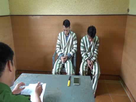 Quảng Ngãi Truy bắt 2 đối tượng dùng dao cướp tài sản