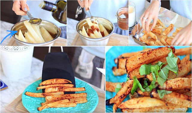 Healthy Summer Recipes French fries