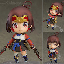 Figura Mumei Nendoroid Koutetsujou no Kabaneri (Kabaneri of the Iron Fortress)