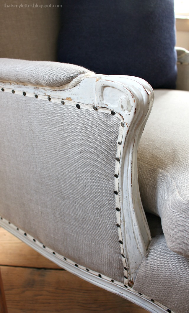 how to reupholster wing chairs