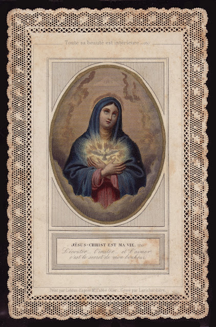 Most Holy Virgin