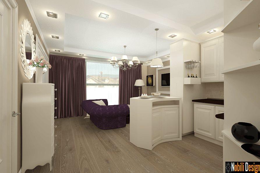 Amenajare casa stil clasic - Firma amenajari interioare apartamente Bucuresti