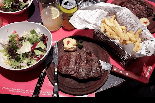 Mu! El placer de la carne en Madrid