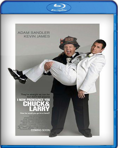 I Now Pronounce You Chuck and Larry [2007] [BD25] [Latino]