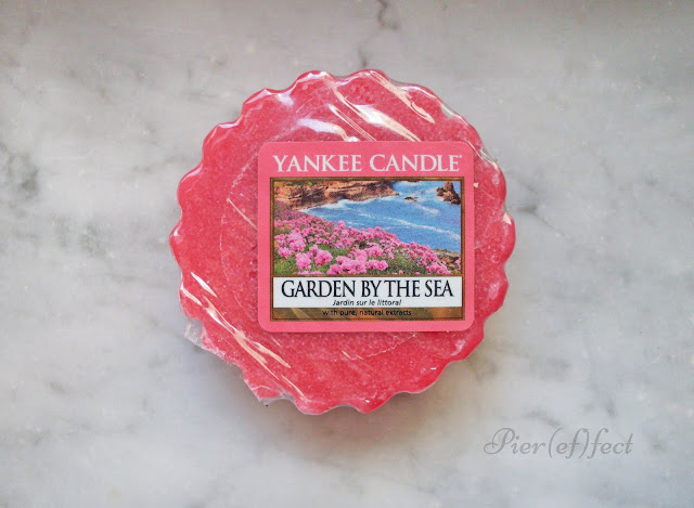 yankee candle garden by the sea review