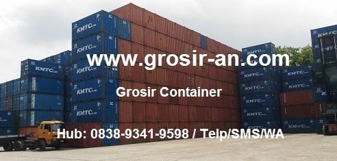 Container Modifikasi Untuk Kantor