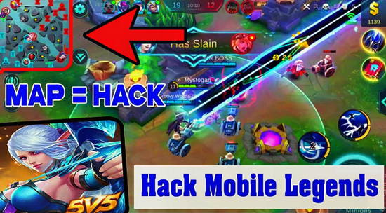 Cara Hack Mobile Legends dijamin Work 100% Terbaru 2017