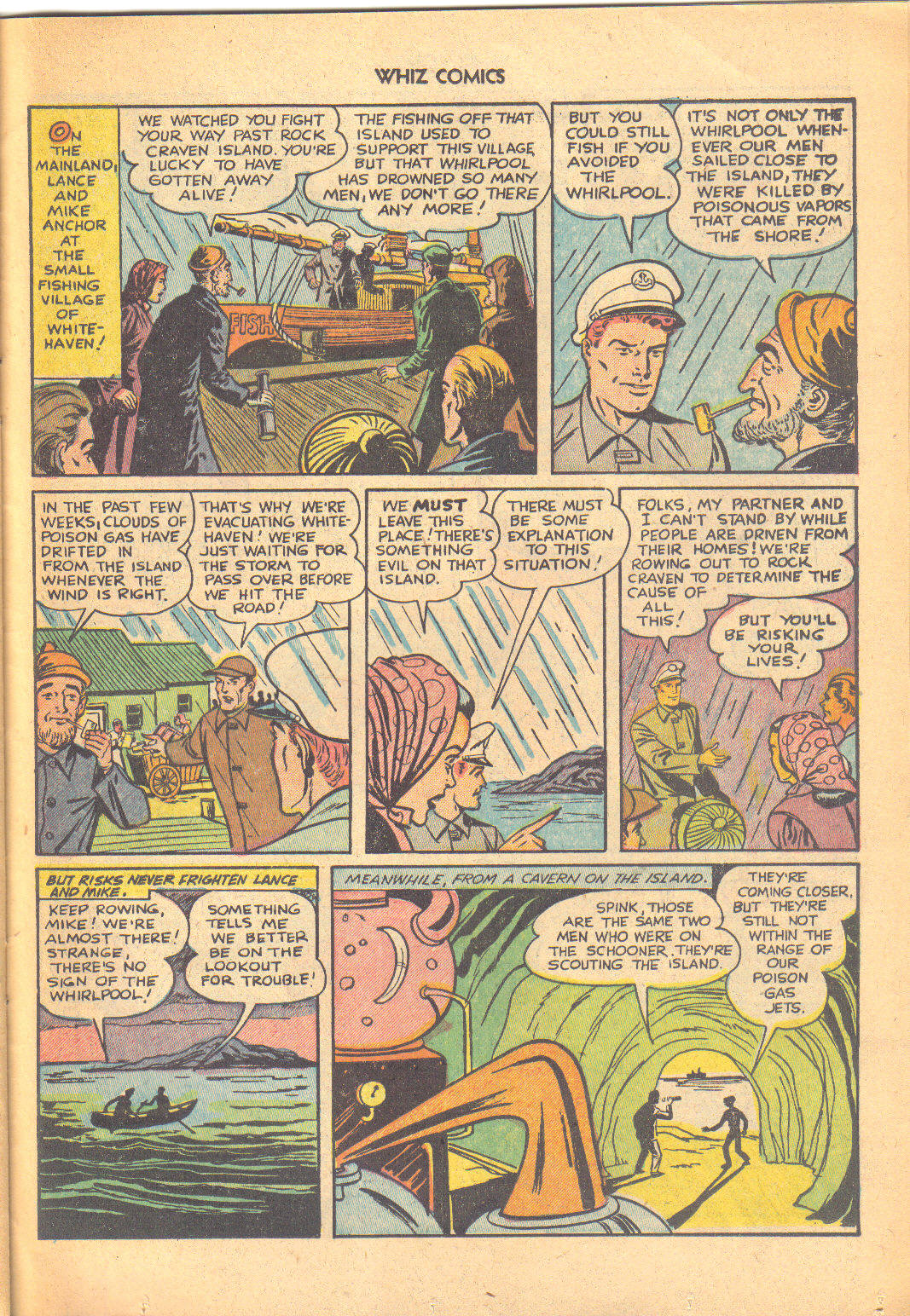 WHIZ Comics issue 147 - Page 23