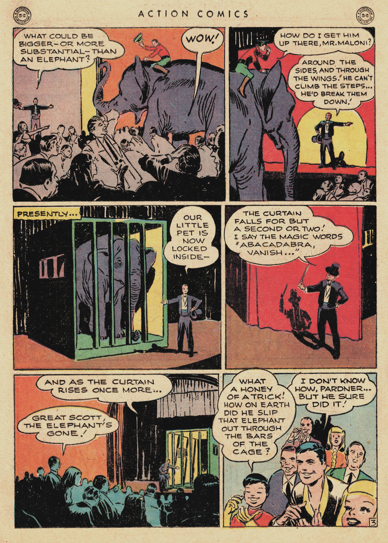 Read online Action Comics (1938) comic -  Issue #94 - 24