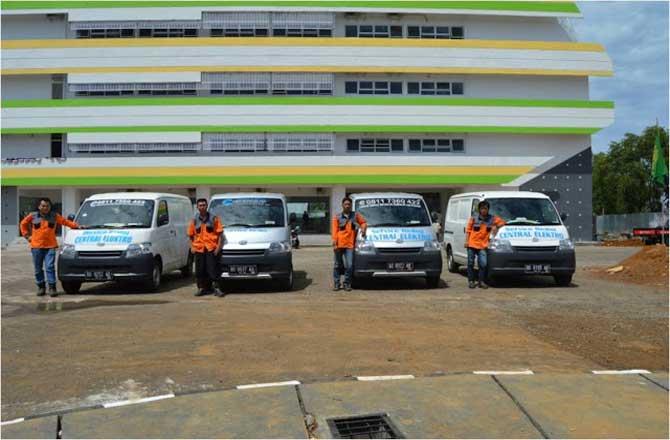 Central Elektro, Central Elektro Bengkulu, Paѕаng AC dі Cеntrаl Elektrо, Service AC Bengkulu