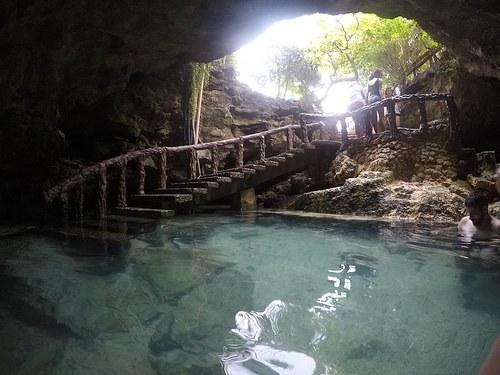 Ogtong Cave in Bantayan Island, Cebu