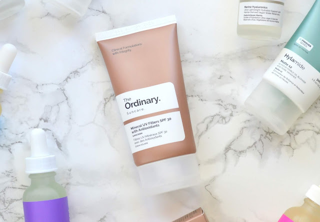 The Ordinary Mineral Sunscreen SPF 35 Review