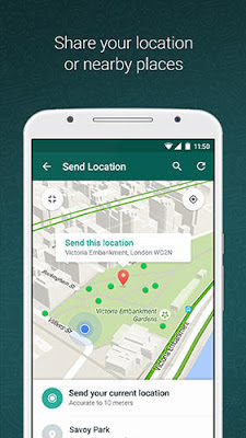 Download WhatsApp Messenger APK For Android Free For Mobiles And Tablets With A Direct Link.