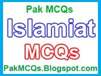 islamiat mcqs with answer, mcqs of islamiat