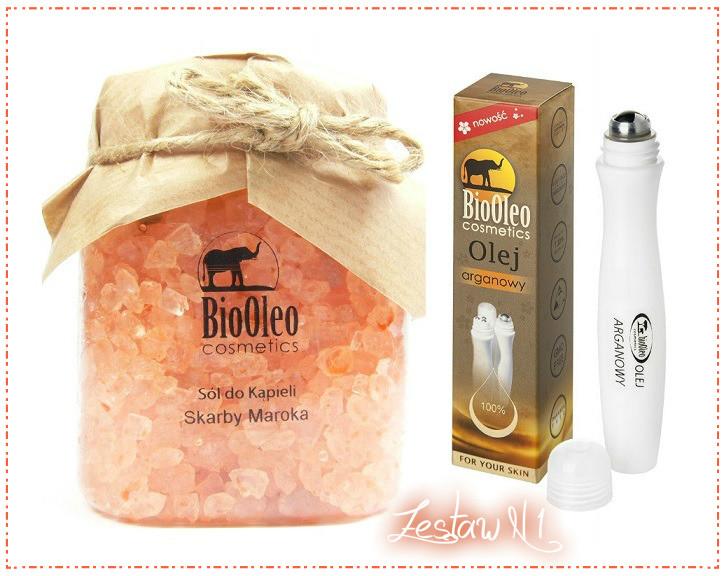 KONKURS-wygraj zestaw kosmetyków BioOleo Cosmetics