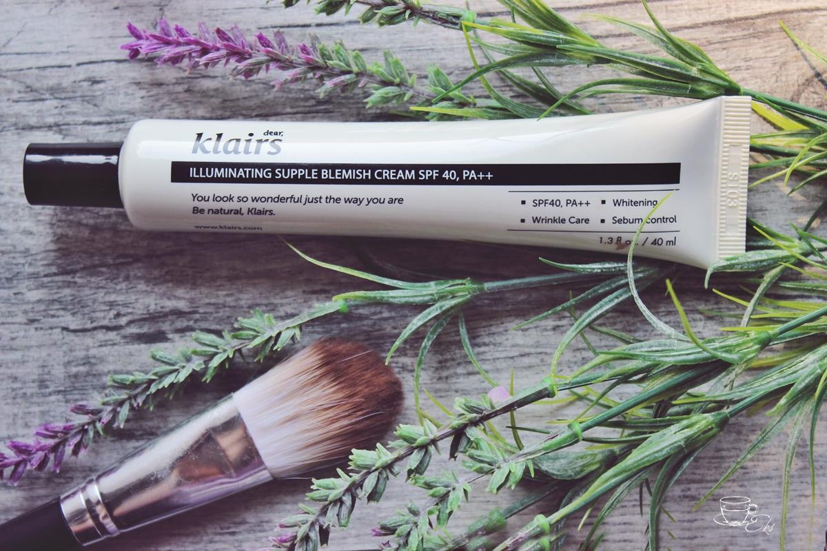 Kultowy krem BB dla jasnej cery Illuminating Supple Blemish Cream SPF 40, PA++, SokoGlam, Charlotte Cho