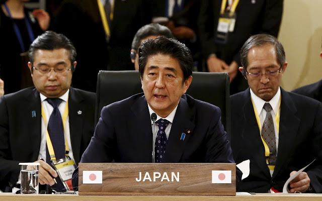 Premiê do Japão convoca reunião de emergência na ONU