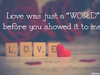 35 Quotes Bahasa Inggris About Love dan Artinya