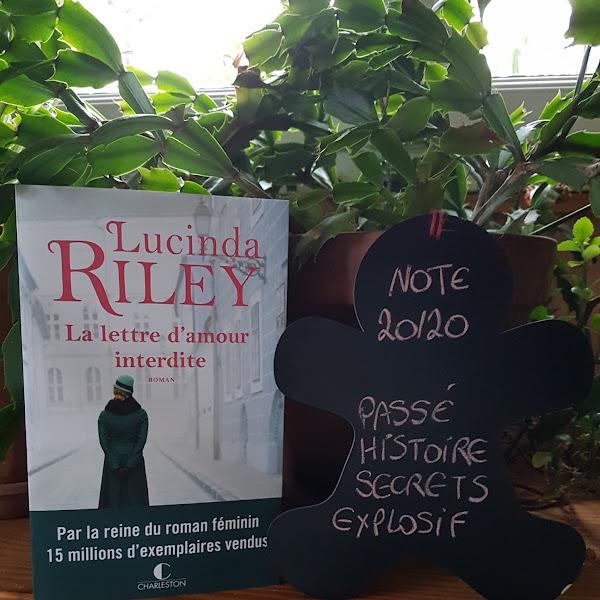 La lettre d'amour interdite de Lucinda Riley