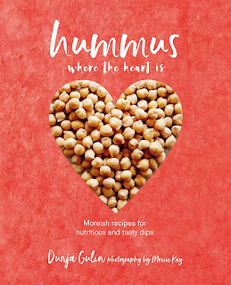 Hummus where the heart is - recipe book