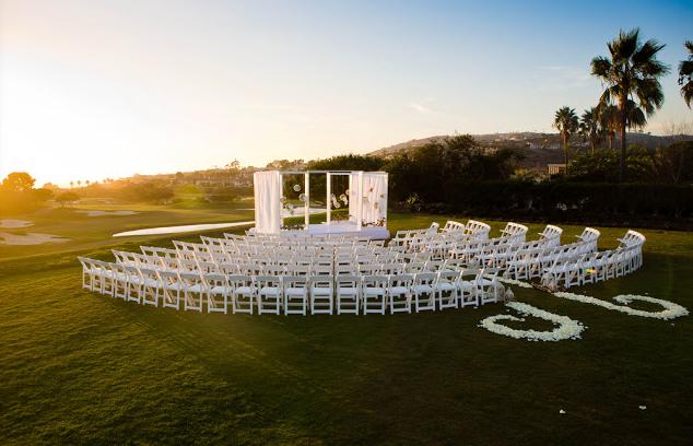 St. Regis Monarch Beach Resort Wedding Venues