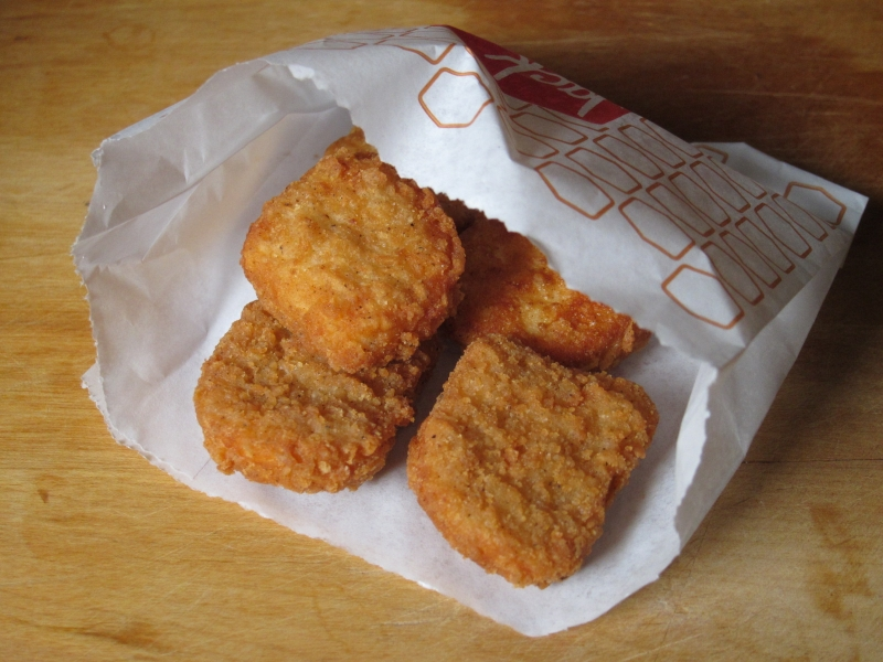 Review jack in the box chicken nuggets brand eating for Jack in the box fish sandwich