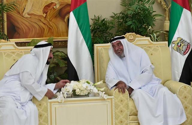 دلالات ظهور الشيخ خليفة بن زايد في هذا التوقيت, تمهيد لخطوة كبرى في الإمارات