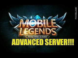 Tips Agar Bisa Masuk Advanced Server Mobile Legends Yang Penuh