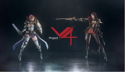 Game MMORPG Baru Dari Nexon Project V4 Publish Versi Global