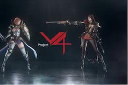 Game MMORPG Baru Di Publish Nexon, Project V4 Versi Global