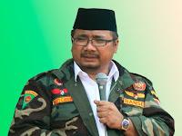 Energi Surah Almaidah: Pendukung Ahok Tanya Banser Ikut Jaga Demo? Jawaban Ansor Makjleeb Banget..!
