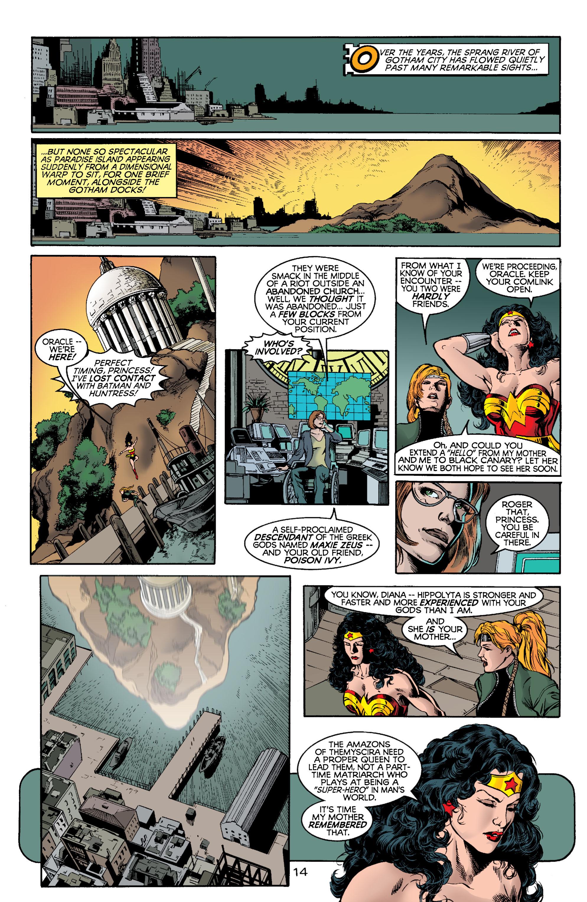 Read online Wonder Woman (1987) comic -  Issue #164 - 14
