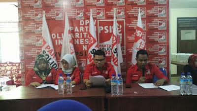 PSI NTB Jaring Caleg Tanpa Mahar