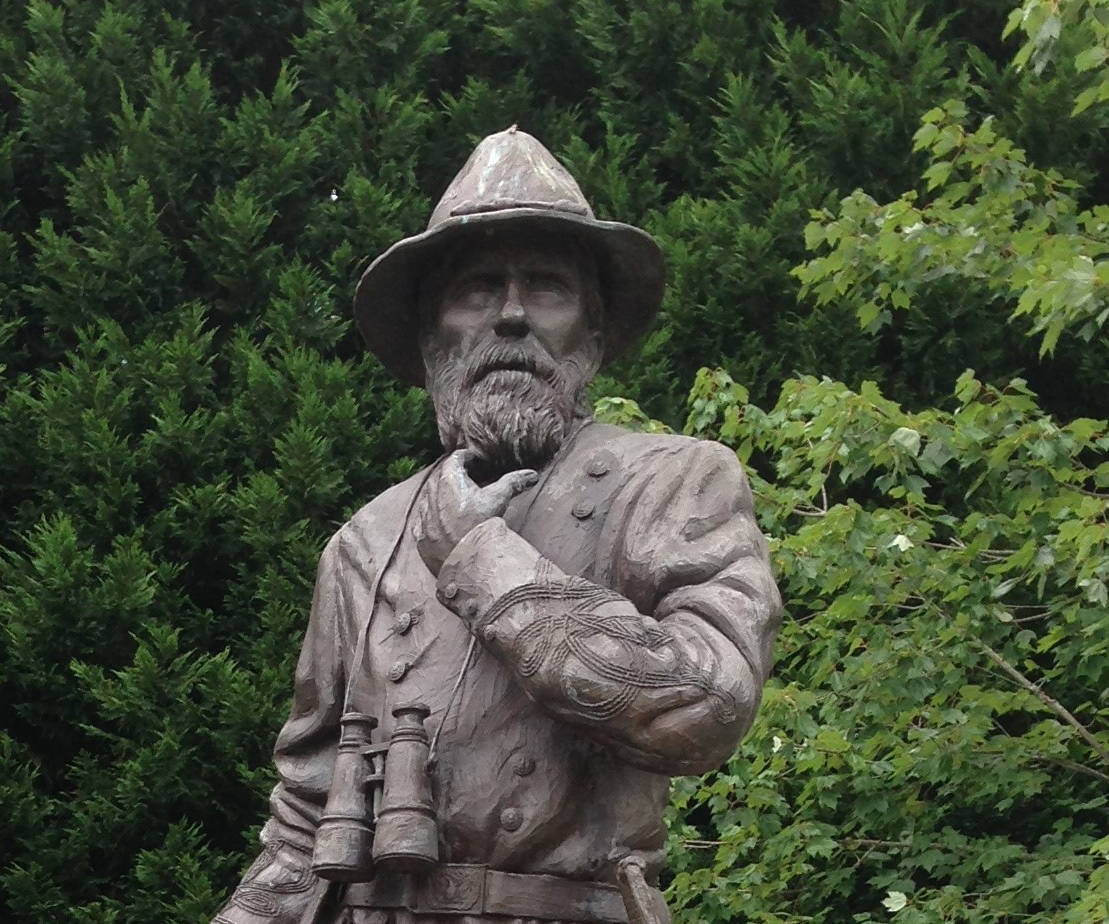 Gloria Romanorum Gen James Longstreet Brave Soldier Gallant Gentleman Consistent Christian