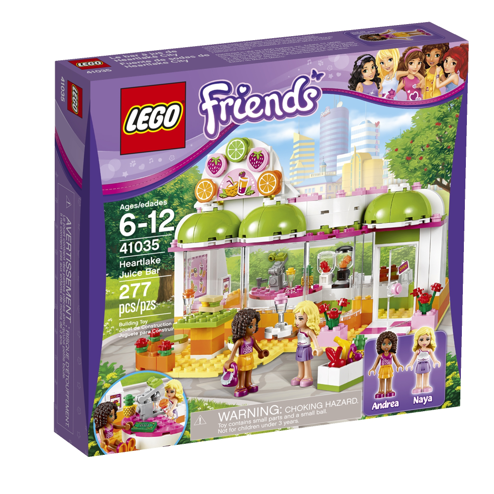 LEGO Friends Inspire Girls Globally: 2015
