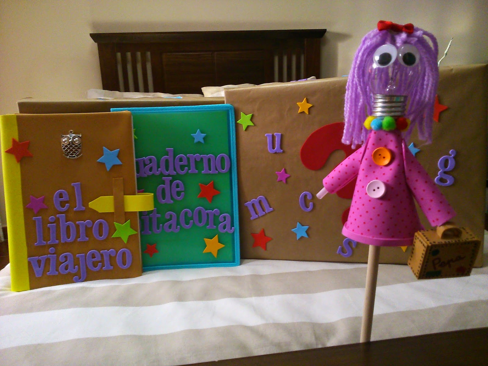 Libreta Viajera Infantil Para Imprimir: * MÓN INFANTIL* Y Ciclo Inicial: PARTICIPAMOS EN EL