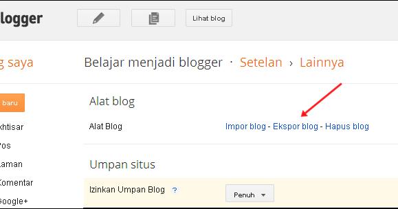 Contoh Blog Dengan Adsense - Job Seeker