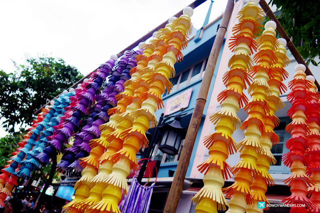 bowdywanders.com Singapore Travel Blog Philippines Photo :: Singapore :: Circular Spectacular Street Carnival: Singapore's Quay Festivals You Should Have Experienced This Weekend