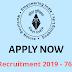 SECL Recruitment 2019: 76 Mining Sirdar, Deputy Surveyor Vacancy  APPLY ONLINE  