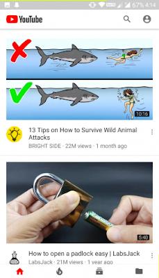 يوتيوب المعدّل, تطبيق YouTube المعدّل, يوتيوب المعدّل بدون إعلانات و تشغيل الفيديوهات في الخلفية