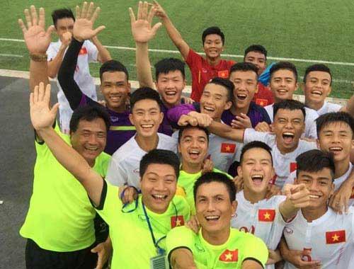 U16 Việt Nam đang gây sốc ở U16 Đông Nam Á 2016