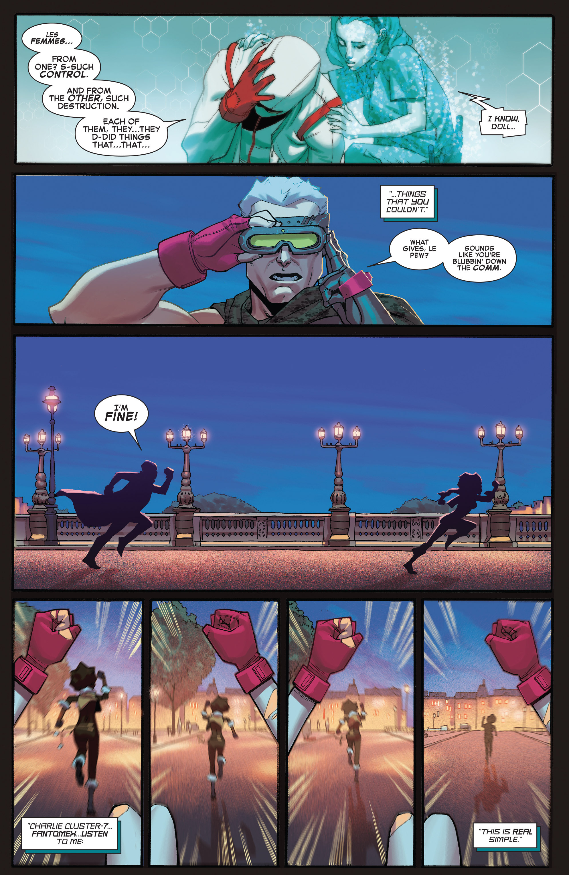 Read online X-Force (2014) comic -  Issue #4 - 12