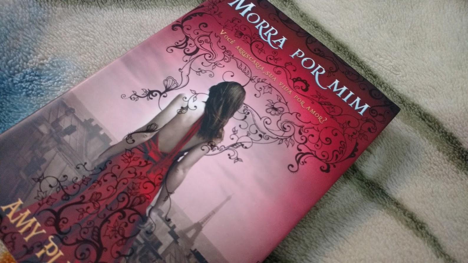 livro morra por mim