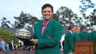 GOLF - Patrick Reed se corona con su primer major en Augusta