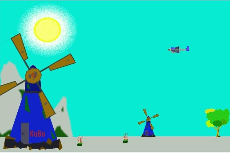 heriady blog Animasi Game OpenTK 2D dengan Matematika