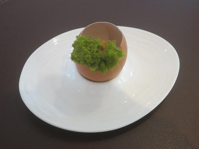 After egg