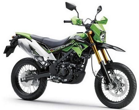 Harga Kawasaki D-Tracker 150 SE