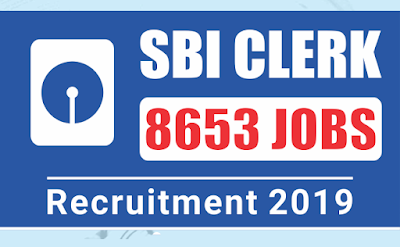 sbi clerk job, sbi clerk 2019, sbi vacancy 2019, clerk  vacancy, government job, free government job alert, naukri alert, sbi recruitment 2019, sbi bank