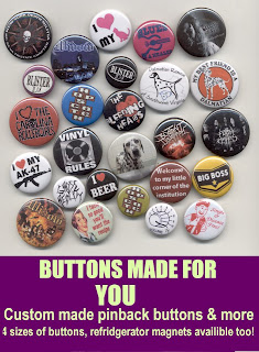 BUTTONS MADE FOR YOU